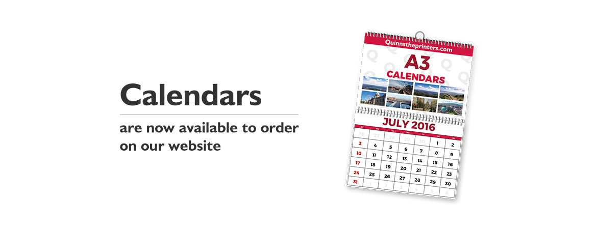 New product calendars