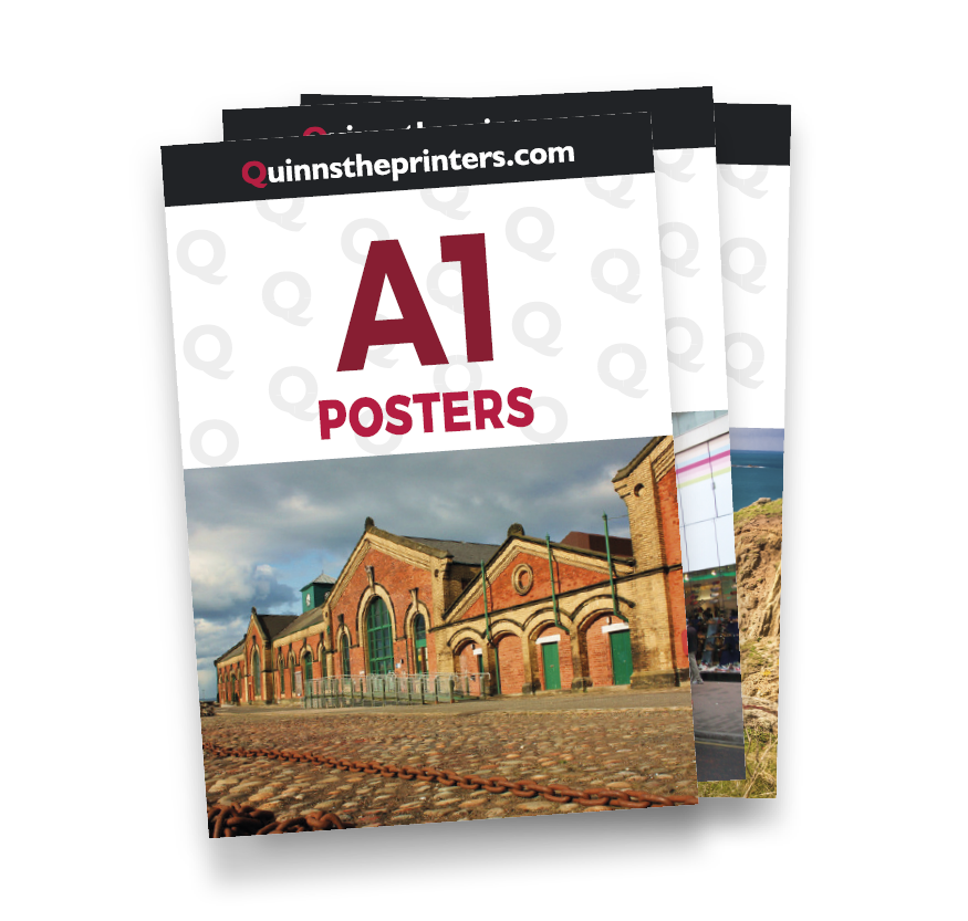 A1 Large Format Posters Printing