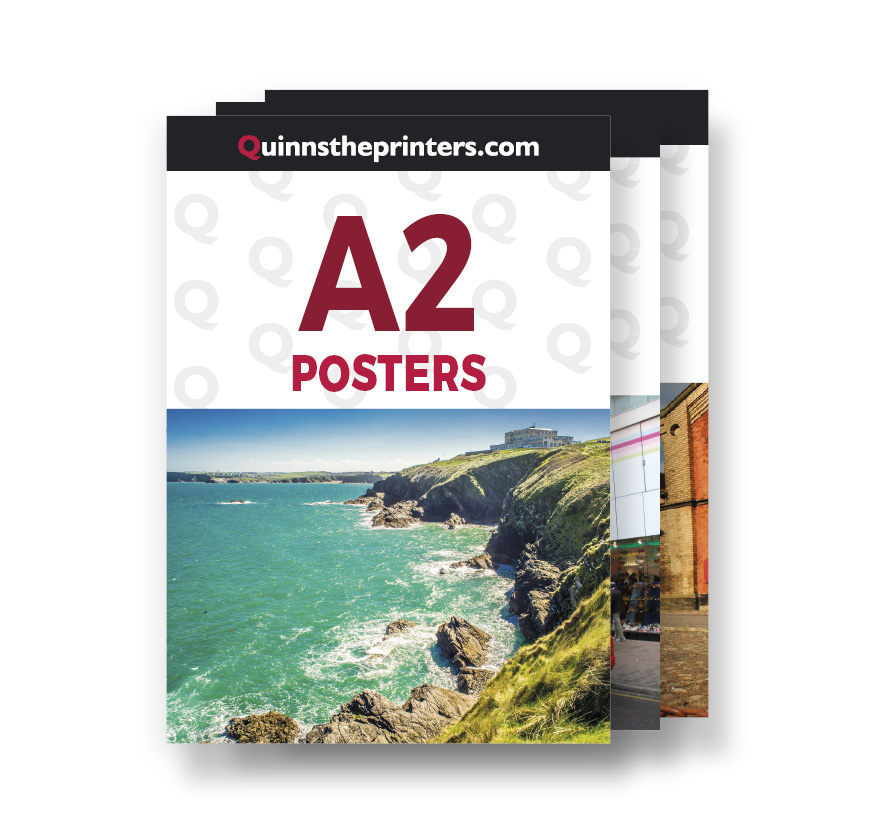 A2 Large Format Poster Printing