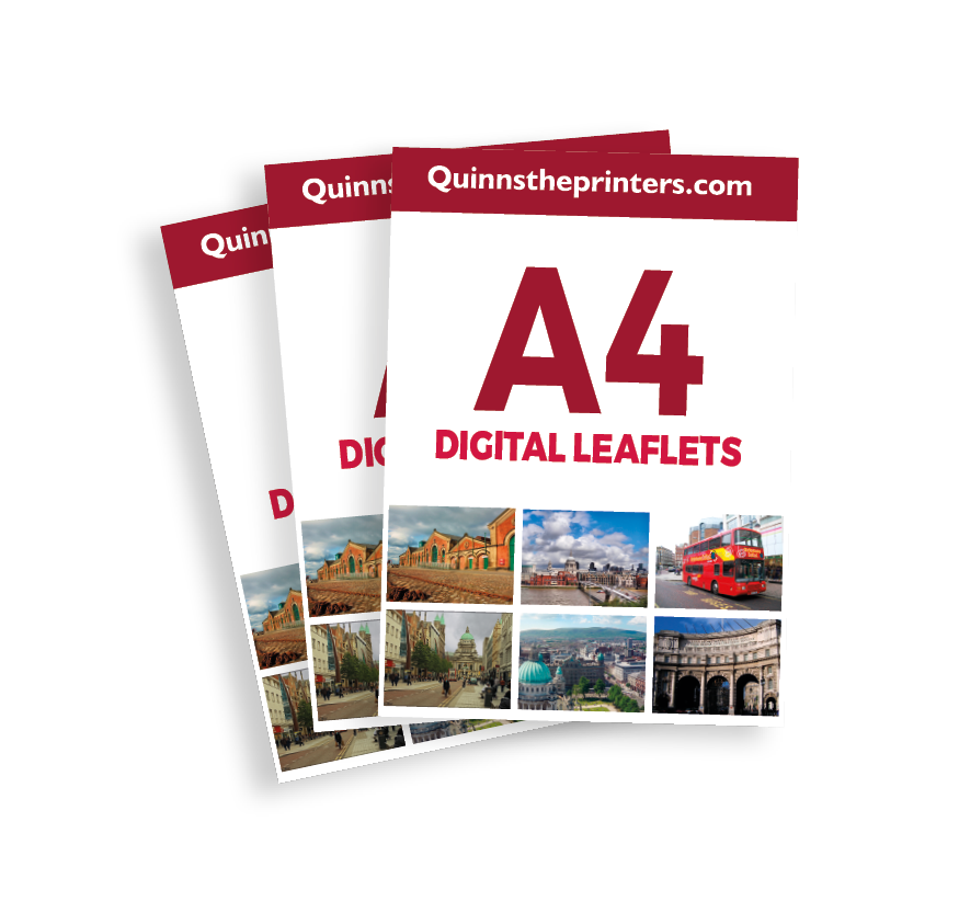 Digital Leaflets Printing