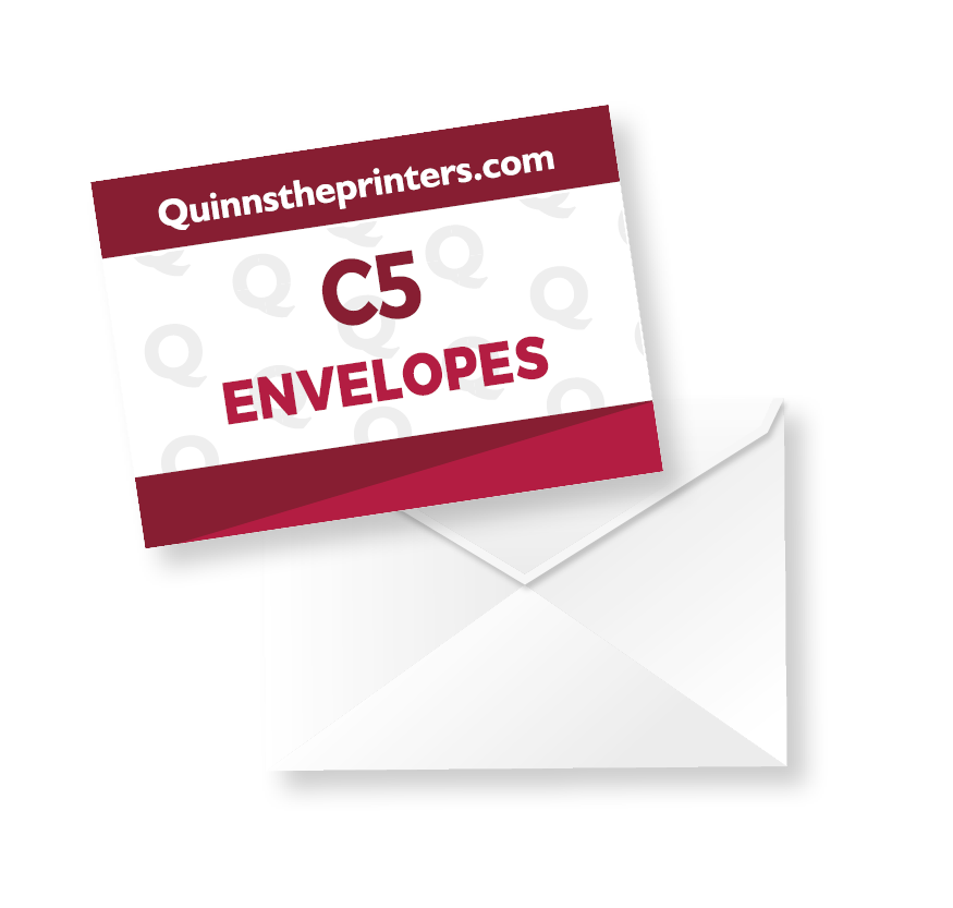C5 Digital Envelope Printing