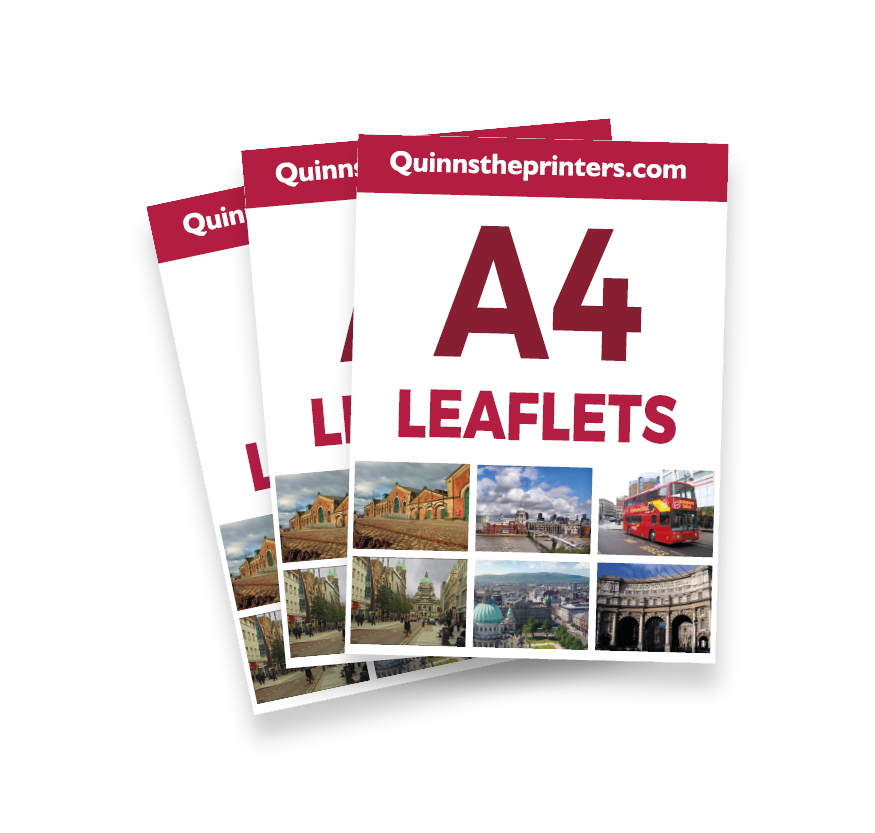A4 Leaflets Printing