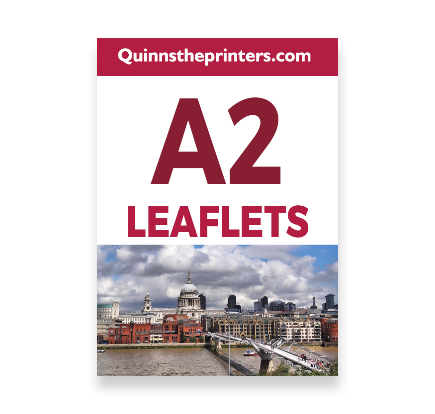 A2 Leaflets Printing