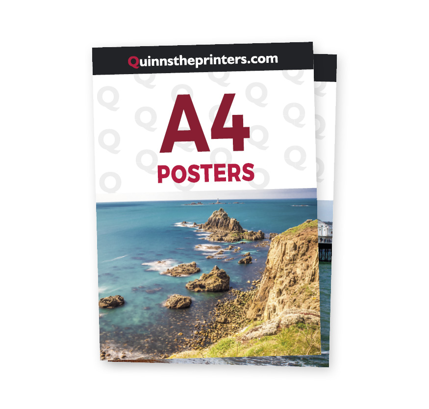 A4 Poster Printing