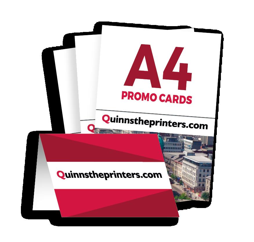 Promo Cards Printing