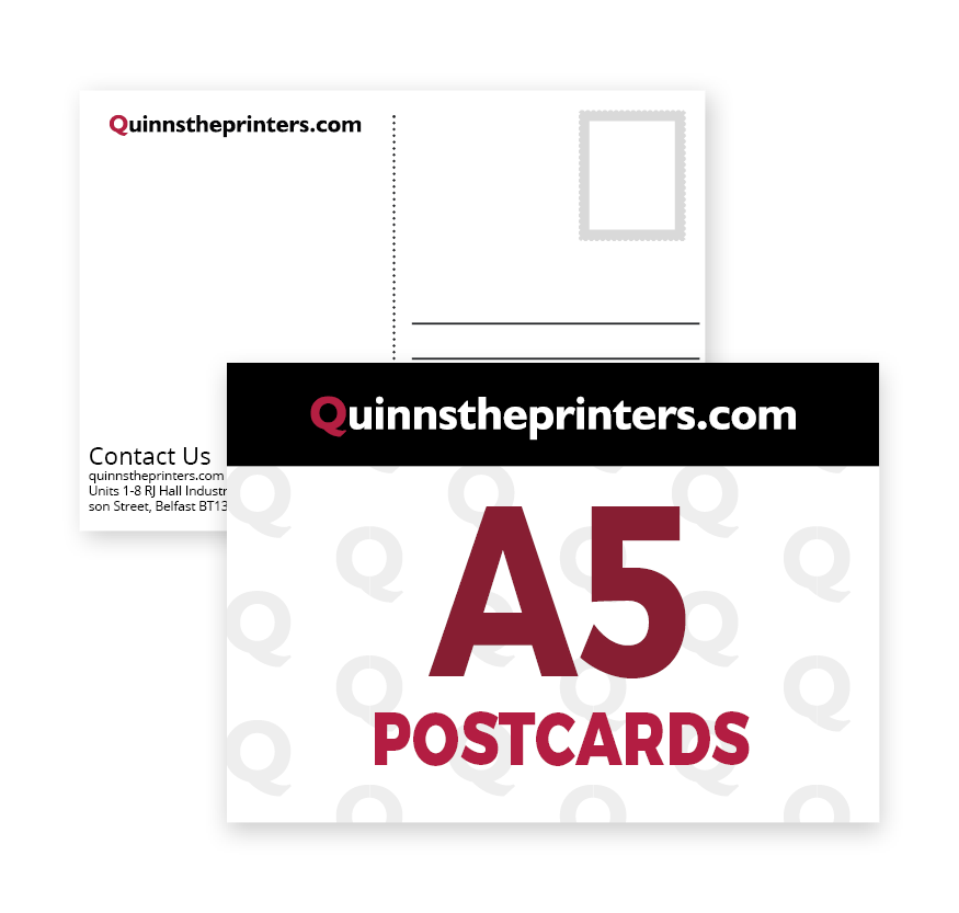 A5 Postcards Printing