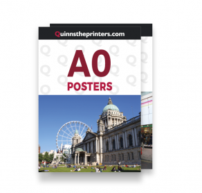 A0 Large Format Posters Trade Printers