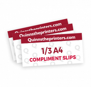 Compliment Slips Trade Printers