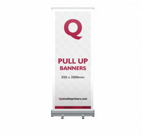850 x 2000mm Roller Banners Trade Printers