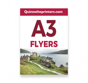 A3 Flyers Trade Printers