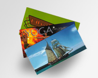 Presentation folders Printing services at affordable rates
